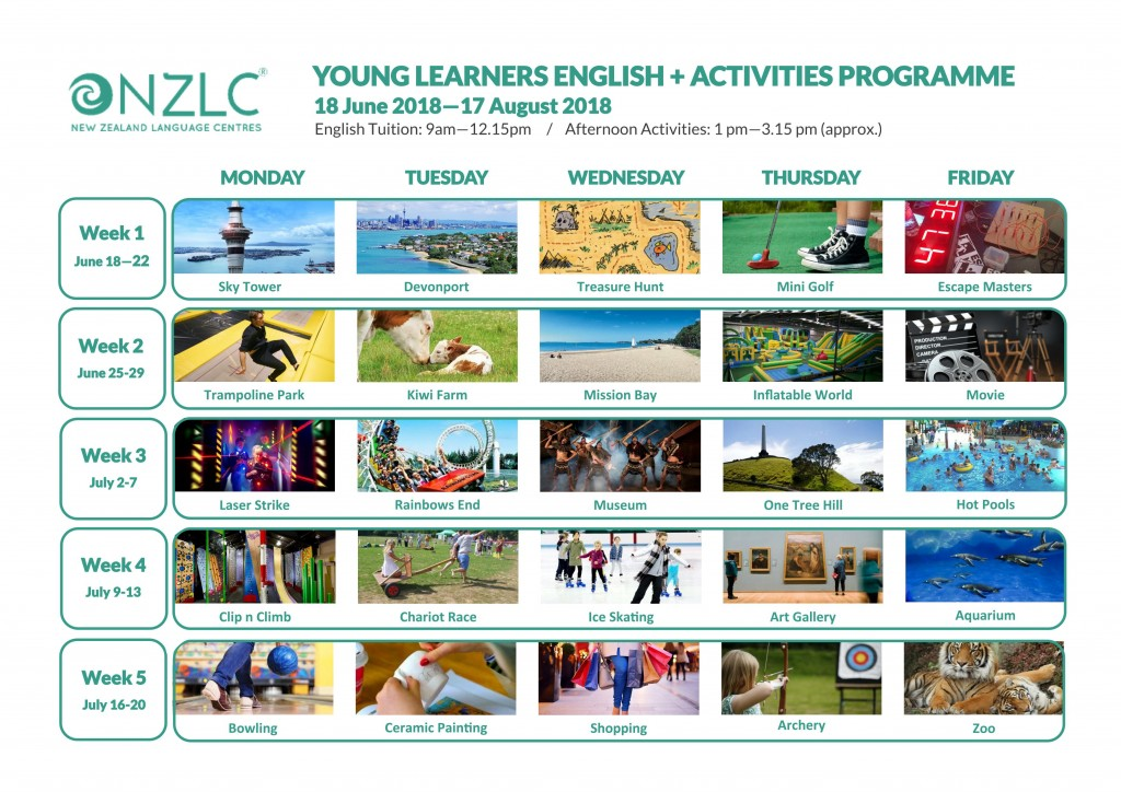 YL English + Activities Calendar Jun to Aug 2018_01