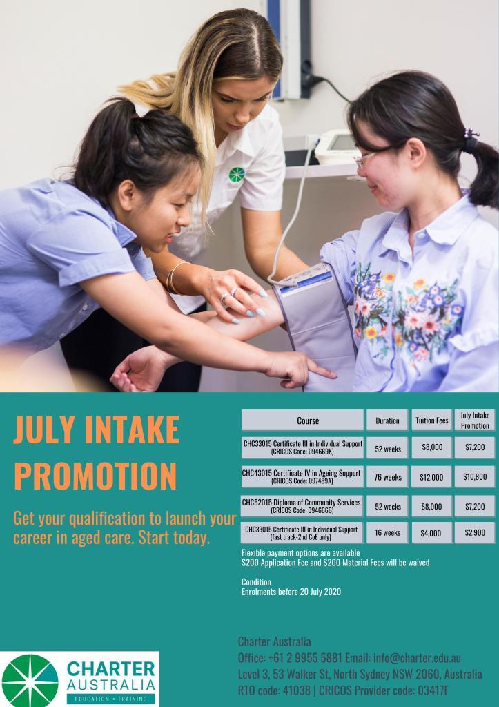 July Intake Promotion-Charter Australia_01